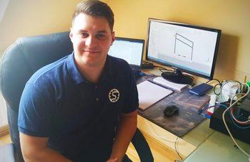 Első helyen végeztek a Szombathelyi Gépészek az online Techtogether mérnöki csapatversenyen