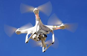 Drónprogramozás a  T@T Kuckóban