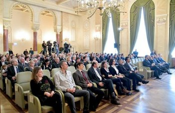 Miniszteri elismerések az IK oktatóinak
