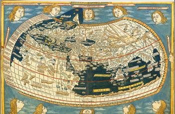 Tökéletes világtérkép nem létezik, de száz éve rajzoltak egy olyat, ami közelít hozzá (qubit.hu)