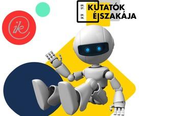 Kutatók Éjszakája az ELTE Informatikai Karán