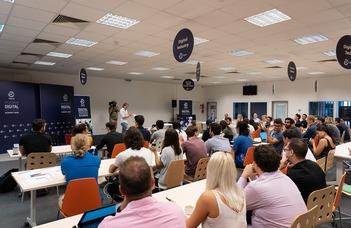 EIT Digital kettős diploma- külföldi mesterképzés fórum