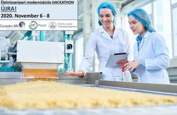 Élelmiszeripari modernizációs hackathon