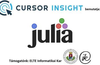 Julia meetup Budapest