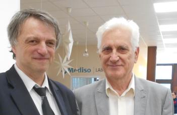 Az ELTE informatikai hálózata harmadszorra nyert CEEPUS Miniszteri Díjat 2019-ben